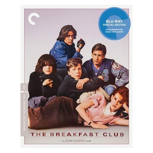 Breakfast club (blu ray) (ws/1.85:1/16x9) JXMTZGZVPI7Z0KLV