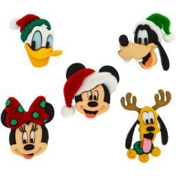 Dress It Up Licensed Embellishments Disney Holiday Heads