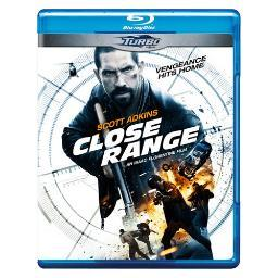 Close range (blu ray)                                         nla BR04280