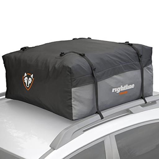Cargo Bag Sport 1 For Roof Top Carrier 38 Inch Length X 34 Inch Width X 14 To 19 Inch Height 12 Cubic Foot Capacity