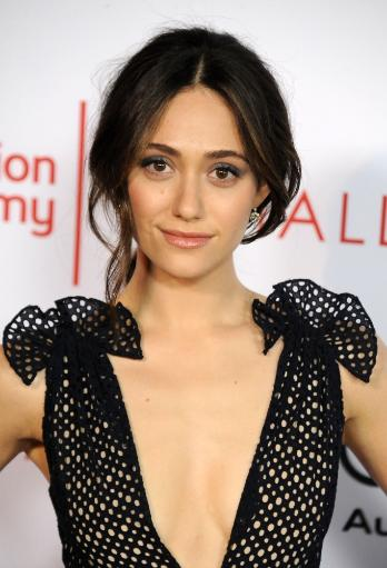 Emmy Rossum At Arrivals For Television Academy 24Th Hall Of Fame Ceremony, Television Academy'S Saban Media Center, North Hollywood, Ca November.