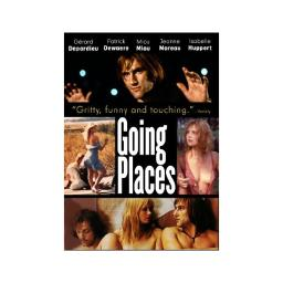 Going places (dvd/french w/eng subtitles)