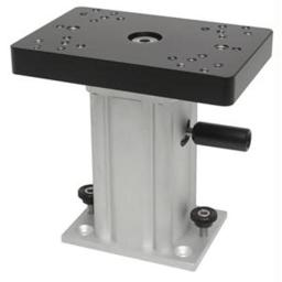 Cannon 1904033 Aluminum Swivel Base Downrigger Pedestal - 6