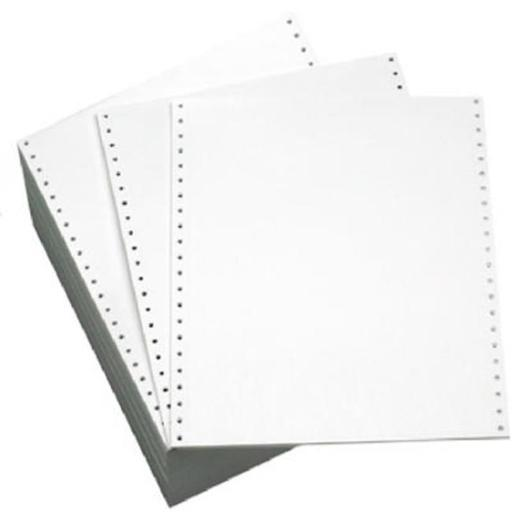 Domtar Paper 951047 9.5 in. Computer Paper, 2700 Sheets, White