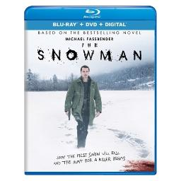 Snowman (blu ray/dvd w/digital) BR61180949