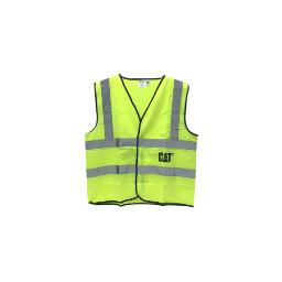Cat  merchandise cat0195012xl safety vest  2xl