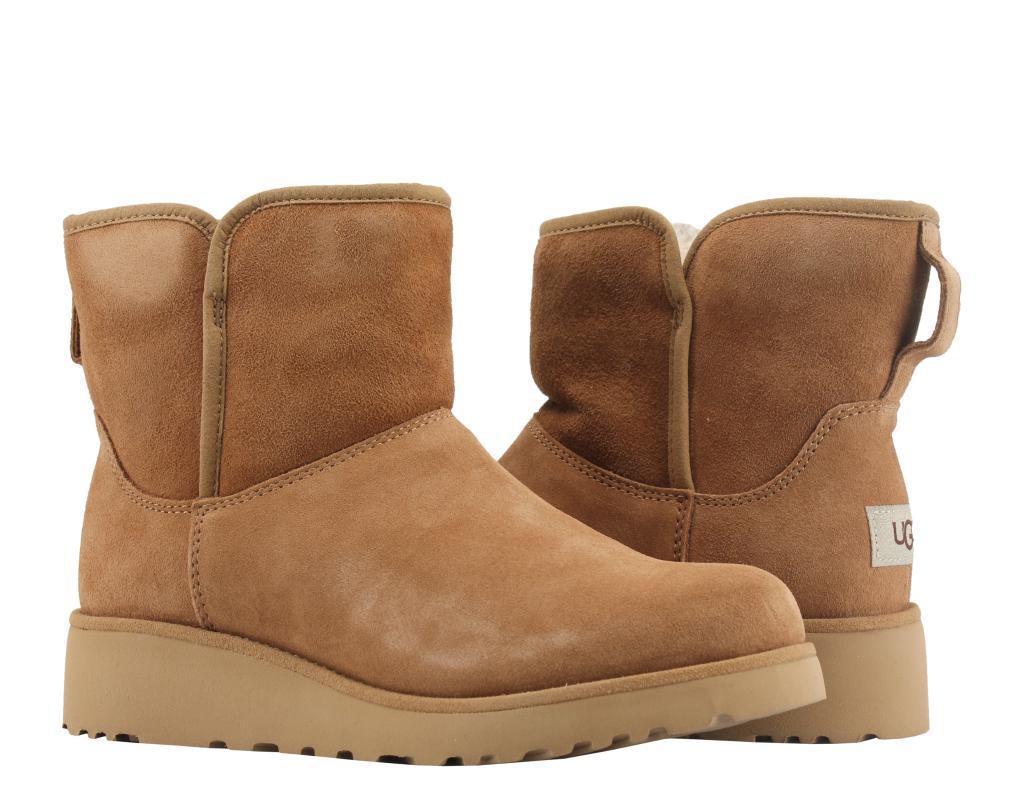 9a41eee4245 UGG Australia Kristin Chestnut Women's Boots 1012497-CHE