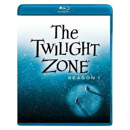Twilight zone-season one (blu ray) (5discs) BR59183023