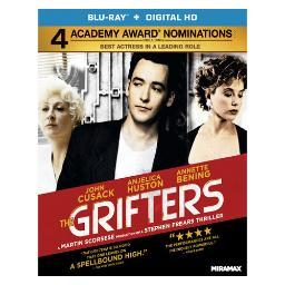 Grifters (blu ray w/digital) (ws/eng/eng sdh/5.1 dts-hd) BR46917