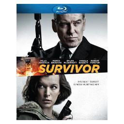 Survivor (blu ray)-nla BRME15926