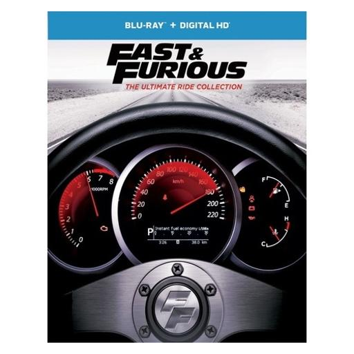 Fast & furious-ultimate ride collection (blu ray) (8discs) ZTIZTI7QWEJLHTXE
