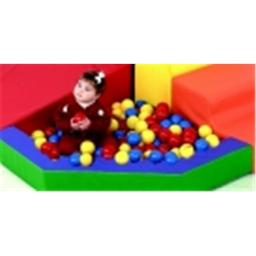 Childrens Factory Extra Mixed Color Ball, Set - 175