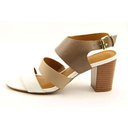 American Living Womens Wakely Open Toe Ankle Strap Platform Pumps