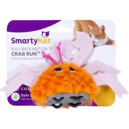 Smartykat Crab Run Pull Back Toy- 9007