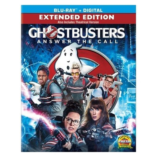Ghostbusters (2016/blu-ray/ultraviolet) 1491962