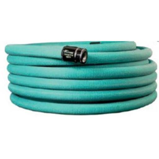 Jaypro Sports UPH2-1 1 in. x 50 ft. Ultralite High Pressure Irrigation Hose