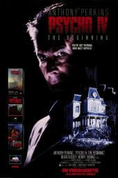 Psycho 4 The Beginning Movie Poster (11 x 17) MOVAE0211