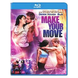 Make your move (blu-ray/ultraviolet/ws 1.78/dol dig 5.1) BR44240