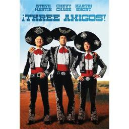 THREE AMIGOS (DVD/RE-PKG) 883929065950
