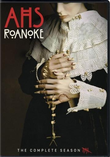 American horror story-roanoke s6 (dvd/3 disc/10 episodes) 51ZH9DFYODCMZWOV