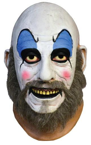 Trick Or Treat Studios Men'S House Of 1 000 Corpes-Captain Spaulding Mask, Multi, One Size 600232