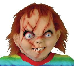 Chucky Seed Of Latex Mask 6003BS