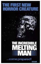 The Incredible Melting Man Movie Poster (11 x 17) MOV219932