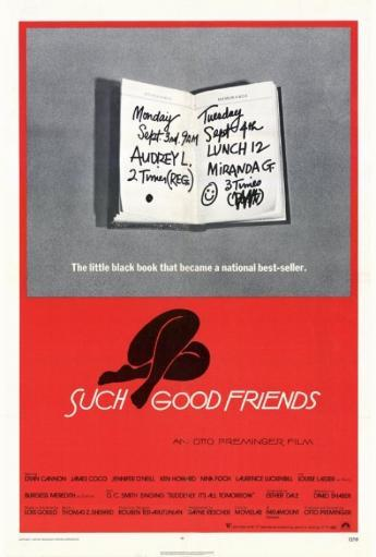 Such Good Friends Movie Poster Print (27 x 40) A0B6GRHSBBDIVYWR