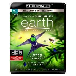 Earth-one amazing day (blu-ray/4k-uhd/digital hd) BRE699660