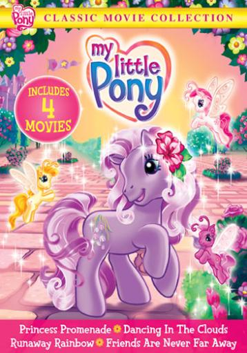 My little pony-classic movie collection (dvd) (2discs/ff/1.33:1) RCIGKRI0Q2WIIRQ8