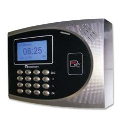 Acroprint Time Recorder Co. ACP010249000 Time- Attendance System,Holds 50000 Transactions,SR- BK