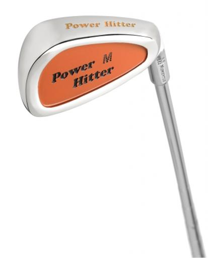 Momentus Golf PHIMLSC Mens Power Hitter Iron - LH