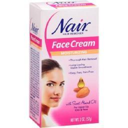 Nair Hair Remover Face Cream