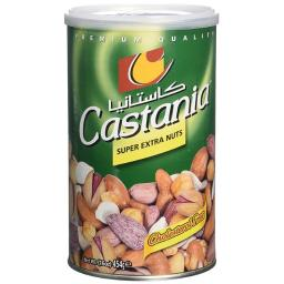 Castania 269500 454 g Mixed Super Nuts, Pack of 12