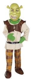 Deluxe Shrek Costume  Small RU10781SM