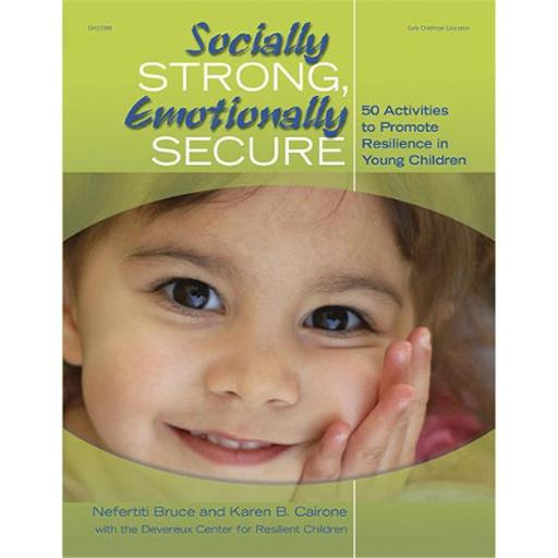 Gryphon House 10398 Socially Strong Emotionally Secure Book - Paperback