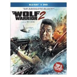 Wolf warrior 2 (blu-ray/dvd/eng-sub) BR01918