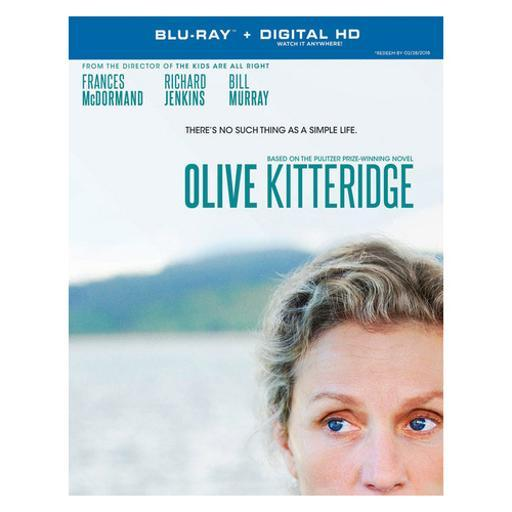 Olive kitteridge (blu-ray) JDKBWIEZAKTSKQ8E