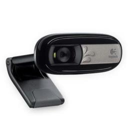 Logitech 960-000880 Webcam C170 VGA-Quality Video with Built-In Microphone