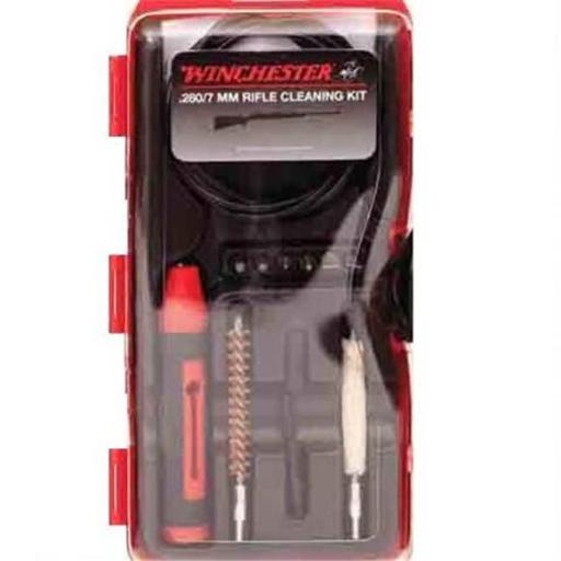 Winchester Cleaning Kits WIN7LR 7 mm Rifle Cleaning Kit, 12 Piece
