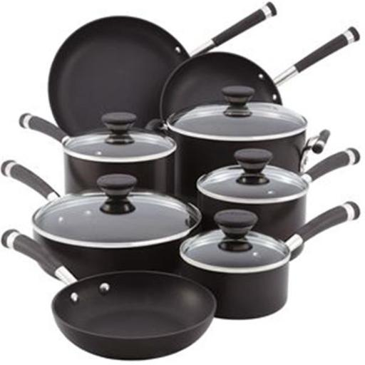 Circulon 83465 Acclaim Hard Anodized Cookware Set - 13 Piece