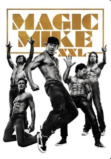 Magic mike xxl (dvd) A1SLBF09XSAELW3G