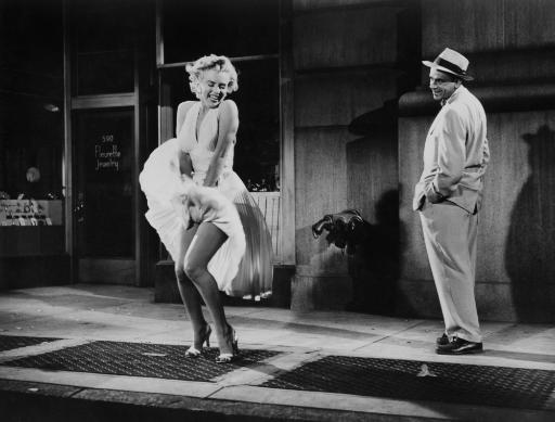 The Seven Year Itch Photo Print IFMEFMITLO7FMW00