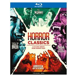 Hammer horror collection (blu-ray/4 disc) BR543129