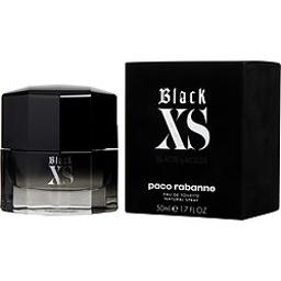 Black Xs By Paco Rabanne , Edt Spray 1.7 Oz (New Packaging)