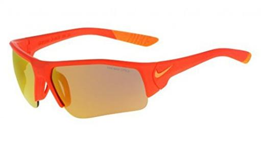 Nike Golf Skylon Ace Sunglasses EV0910-800 XV Junior Matte Orange Frame