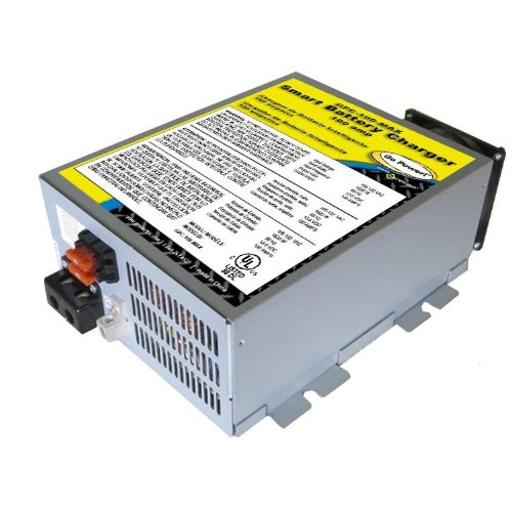 Go Power! Gpc-55-Max Gpc-55-Max: 55 Amp Converter / Battery Charger 12V 1 Bank