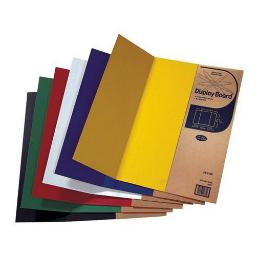 Elmers corporation 730312 assorted color display 4 ply single board 36x48