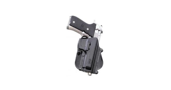 Fobus br2rp fobus holster roto paddle for beretta 92/96 taurus 92/99