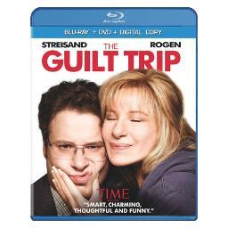 Guilt trip (blu-ray/dvd w/digital copy/ultraviolet)           nla BR7912938